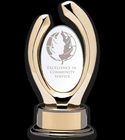 Georgia Trend Magazine Community Service Award